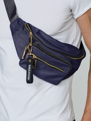 Сумка поясная BELT BAG BLUE